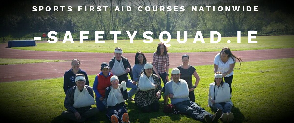 Sports First Aid Course and Training Ireland