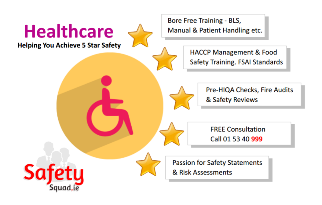 Healthcare safety | safety training for hospitals and nursing homes.