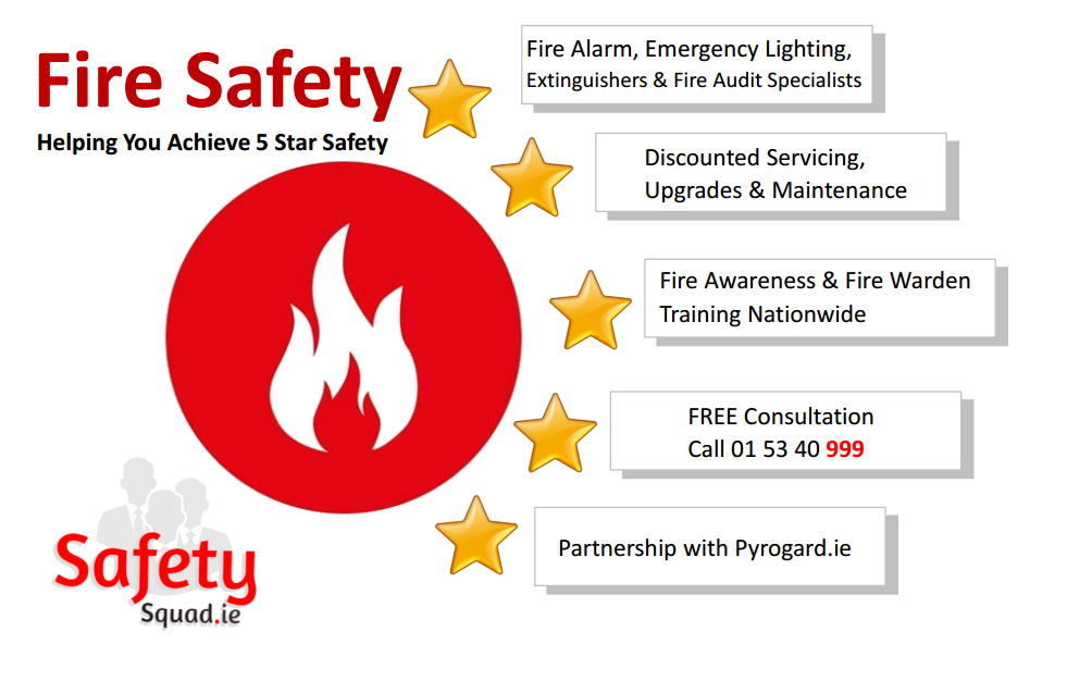 Fire Safety In Food Service