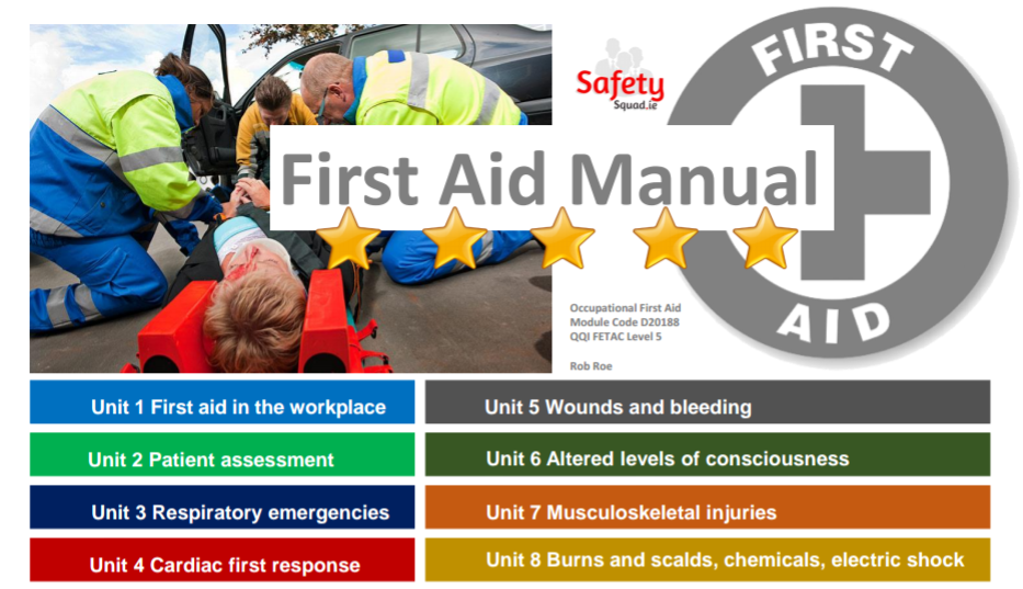 how to become a first aid trainer in ireland