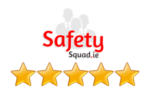 Safety Squad Limited Health & Safety Training Ireland Logo